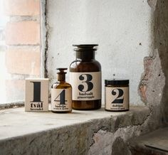 We've got this fab spa collection coming in from Terrible Twins, love this Swedish brand, can't wait to use the no jasmine and Orange bath oil and lavender bath salts.