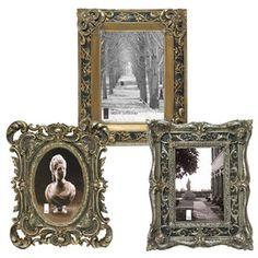 3-Piece Georgette Frame Set