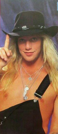 Jani lane Big Hair Bands, Hair Metal Bands, Jani Lane, Hottest Guy Ever, Hottest Guys, Glam Metal, Rockn Roll, Rock Legends, Rock Music