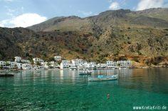 Loutro auf Kreta (Crete)