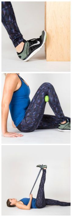6 Simple Moves to Eliminate Knee Pain for Good #pain #relief #stretching