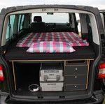 KAUA'I Camper Mobile Campingausbauten für den VW T5 & T6