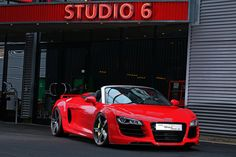 R8 in Red xD