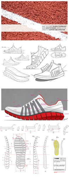 k swiss shoes autocad blocks library