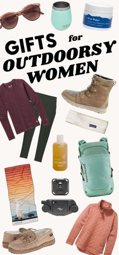These are the Best Outdoor Gifts for Women Who Love Adventure! Find the perfect gift for the outdoor loving woman in your life. We've collected the best outdoor gift ideas for outdoorsy women that will get her excited for her next trip outdoors. Old Friend Slippers, Rechargeable Hand Warmers, Hiking Socks, Outdoor Gifts, Road Trip Essentials, Relaxing Bath, Outdoor Woman, Gifts For Women, Chelsea Boots