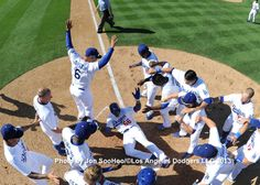 Jon SooHoo takes the best pictures! #Dodgers #Puig