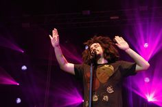 Counting Crows performing @ the Lacoste L!VE Concert Series in Williamsburg, Brooklyn. #LacosteL!VE #LacosteLIVEConcertSeries #Counting-Crows #Music #livelovesbk