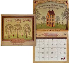 Annette Sibley Calendar - 2013
