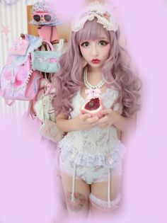 Cute Japanese fashion