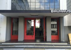 Bauhaus - Walter Gropius - Dessau