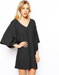 ASOS Kimono Shift Dress
