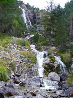 Pirineus a Aragoneses Espanha