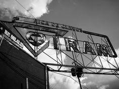Old Billboards | FULL POST: http://caracasshots.blogspot.com/2013/01/frozen-in-time-billboards.html #Caracas #Venezuela #Photography