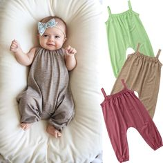 From design and style forward footies to newborn baby outerwear, our kid apparel is produced with the best and softest materials with relatively easy on and off patterns. Cute Newborn Baby Girl, Baby Girl Romper, Baby Kids, Diy Baby, Toddler Outfits, Boy Outfits, Fancy Dress For Kids, Baby Sewing Projects, Girls Rompers