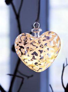 Beautiful  Weihnachtsdekoration Sirius Sirius Home Dekorative Beleuchtung Wei Transparent Silber Batterie Akku LED Hier klicken um wei u Pinterest