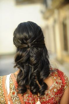 Half-up Wedding Hair Photos & Pictures - WeddingWire.com