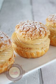 ideas for cake desing mini sweets Italian Pastries, French Pastries, Cake Mix Recipes, Dessert Recipes, Paris Brest, Healthy Cake, Breakfast Dessert, Mini Desserts, Sweet Bread