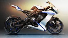 BMW Motorrad Gets Mean | Yanko Design