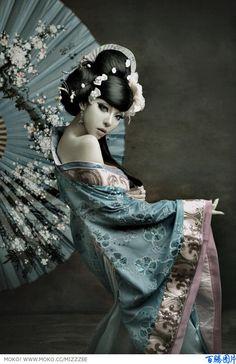 Chinese model. Mizz Zee.