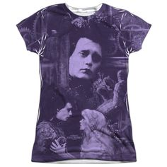 """Checkout our #LicensedGear products FREE SHIPPING + 10% OFF Coupon Code """"Official"""" Edward Scissorhands/story-s/s Junior Poly T- Shirt - Edward Scissorhands/story-s/s Junior Poly T- Shirt - Price: $24.99. Buy now at https://officiallylicensedgear.com/edward-scissorhands-story-s-s-junior-poly-t-shirt-licensed-13567"""