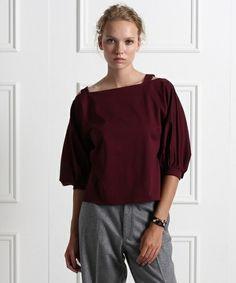 aquagirl(アクアガール)のオフショルコットンプルオーバー(Tシャツ/カットソー)|詳細画像