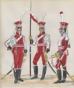Chevauxlegers de la Garde 1806-8