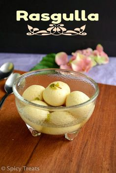 Spicy Treats: Bengali Rasgulla | Sponge Rasgulla Recipe | Rasgulla Recipe Using Pressure Cooker Method