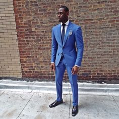 Musika Frere Suits by Davidson Petit Frere