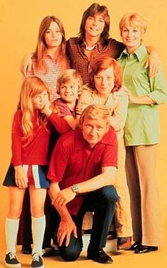 The Partridge Family: They were and still are my favorite!!! David Cassidy is my all-time biggest crush and I loved the show even more than the Brady Bunch. Friday nights on ABC. Yes, I remember when they were on primetime!!!
