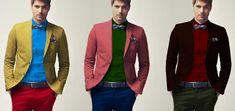 Výsledek obrázku pro men's fashion color combinations