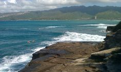 Learn how to surf China Walls on Oahu's southeastern most tip...