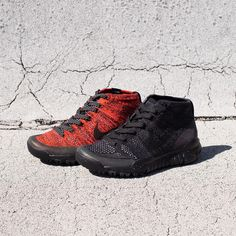 Nike Women's Free Flyknit Chukka Trainer FSB // Available now at Undefeated La Brea, Silverlake and Undefeated.com