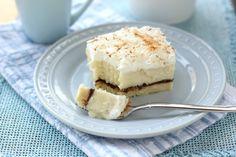 Chocolate & Coconut Cream Pie Bars. See that decadent layer of chocolate ganache? Yup, me too.