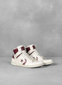 94d252888079 Leather Weapon High-Top Leather High Tops