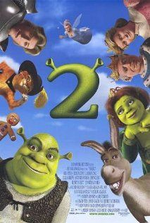 Shrek 2 - 1 time - with my Mom and Coke