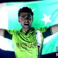 Bravo ‪#‎TeamGreen‬. You guys played a spectacular series.Hear is the song for you! ‪#‎PakVsSL‬ Farhan Saeed ‪#‎Cricket‬ ‪#‎Song‬