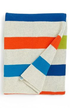 Stem Baby Stripe Organic Cotton Blanket available at #Nordstrom