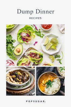 15 Instant Pot Dump Dinners That Practically Make Themselves Instant Pot Pressure Cooker, Pressure Cooker Recipes, Pressure Cooking, Crockpot Recipes, Healthy Recipes, Yummy Recipes, Yummy Food, Tasty, Spiced Beef