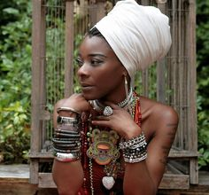 Vocalist and songwriter Concha Buika