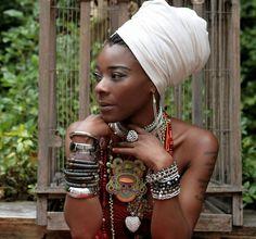 Equatorial Guinea  Concha Buika from Palma de Mallorca,Her family is originally from Equatorial Guinea
