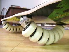 Skateboard Flowboard