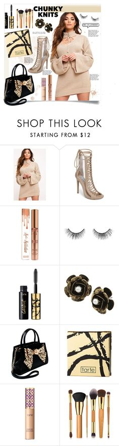 """""""Perfect Girl"""" by bitty-junkkitty ❤ liked on Polyvore featuring Steve Madden, tarte and Betsey Johnson"""