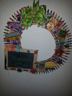 Made for sons teacher 2014