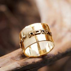 Кольцо «Любовь», золото