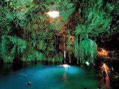 Mazda Scenic Rx4 Tour Underwater Caves Photo 16