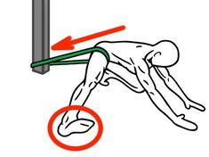 Joint Distraction - Hip Mobility - Kickstand for Hip Flexion and Abduction (Groin Stretch)