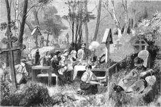 День почитания Предков - Радуница