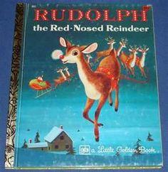 Little Golden Book. A Christmas Classic!