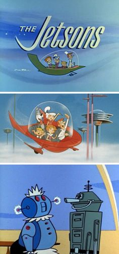 """On Sunday evening, September 23, 1962, The Jetsons episode #1 (""""Rosie the Robot"""") became the first program to be broadcast in color on ABC TV."""