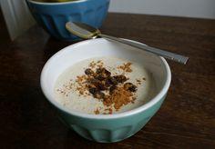 The Rawtarian: Raw oatmeal recipe